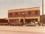 Old storefront of Harley-Davidson® of West Virginia