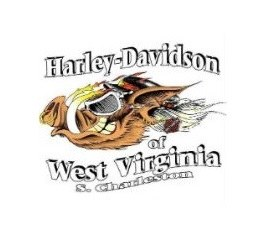 logo of H-D of West Virginia